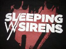 Sleeping With Sirens Band T Shirt Sz M Rock Group Orlando Florida Concert Music