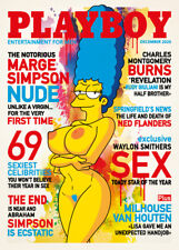 KOBALT - Marge Simpson - Playboy
