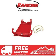 Rancho RockGEAR Rear Dana 44 Diff Glide Plate For 18-20 Jeep Wrangler JL RS62117