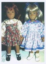 """Sewing Pattern fits 16"""" Sasha dolls & other dolls same in size dress"""