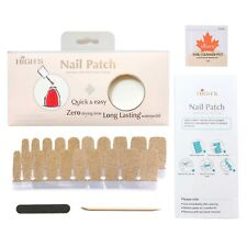 Nail Polish Strips Color Street Free Sally Hansen Salon Effects Real Strips