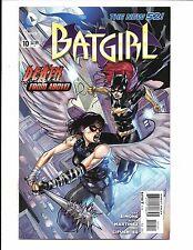 BATGIRL # 10 (DC NEW 52!  AUG 2012) NEW