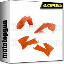ACERBIS 0008101 PLASTICS KIT ORANGE KTM SX-F 250 2006 06
