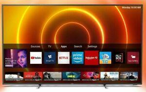 "PHILIPS 43PUS7805/12 43"" 4K Ambilight LED Smart TV Netflix Prime Video Wi-Fi"