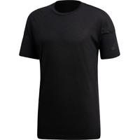adidas Z.N.E. Tee New Men's Black Active Wear T-Shirt 2019 Short Sleeve CW6481