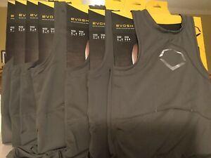 Evoshield Youth Small Chest Protector Guard Pitcher Shirt Fastpitch Baseball