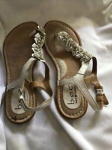 Shoes Boc Sandels sz 8 /39 Flat womans