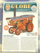 Oxford Diecast Globe Collectors Club REVISTA (A5 formato) Número 185 Junio 2015