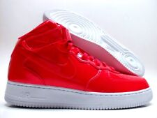 outlet store fdb50 92ef5 Nike Air Force 1 Mid 07 Lv8 UV Siren Red-siren Red-white Sz