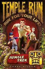 Temple Run Book One Run for Your Life: Jungle Trek (Temple Run: Run-ExLibrary