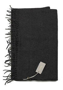 """New Tom Ford Gray Silk Signature Scarf 70"""" / 15"""""""