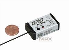 Multiplex 2,4 GHz Empfänger RX-5 light M-LINK - nur 7 Gramm