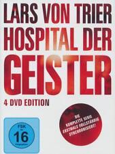 Lars von Trier -  Hospital der Geister  [4 DVDs] (2017)