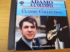 ADAMO A L'OLYMPIA CD MINT--  FREMUS BOLLO SIAE A SECCO RARISSIMO
