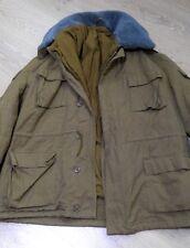 Original USSR army winter jacket afghanka size 54/4 NEW