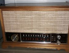 New ListingVintage Zenith K731 Long Distance Tube Radio Working Very Good Condition Gently