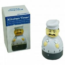 Chef Themed 60 Minute Kitchen Cooking Timer