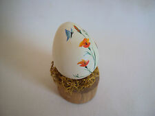 Collectible Real Egg Hand Painted