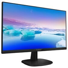 Philips V-Line 273V7QJAB 27 inch LED IPS Monitor - Full HD, 5ms, Speakers, HDMI