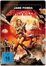 BARBARELLA (Jane Fonda, John Phillip Law, Anita Pallenberg) Steelbook NEU+OVP