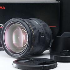 """""""Mint"""" Sigma 24-70mm f/2.8 EX DG HSM AF Zoom Lens for SONY/Minolta 13289367"""
