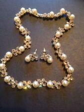 Huggie Rose Gold Oval Costume Earrings