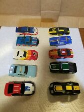 aurura afx slot car body lot HO. All 10 bodies are in good condition. No cracks
