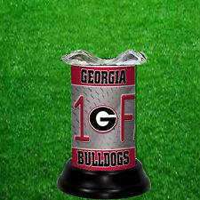 GEORGIA BULLDOGS ELECTRIC TART WARMER/FRAGRANCE LAMP -FREE SHIPPING IN US