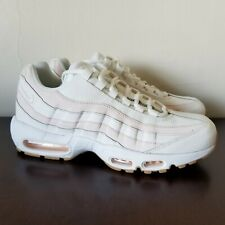 Nike Women's Air Max 95 Sail Guava Pink White Shoes Size 11 307960-111