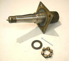 "1750# EZ Lube 2"" Round #84 Spindle for 3500# Axle fits Dexter ALKO Axis Trailer"