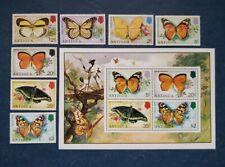 Antigua Stamps, Scott 387-393a Complete Set MNH