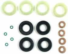 Ford Fiesta Focus C-Max 1.6 TDCi Fuel Injector Seal Washer O-Ring Protector Set
