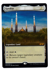 MTG Magic the Gathering - Karakas - Foil - UMA Box Topper