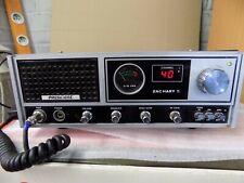 cb radio 27mhz 40 cx  PRESIDENT ZACHARY T.