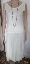 NWT CREAM TWO PIECE SKIRT SUIT SIZE 10