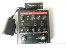TC Helicon Voicetone Harmony G XT Vocal Effects Processor Pedal w/Power Supply