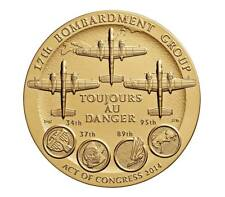 USA MEDAL BU THE DOOLITTLE TOKYO RAIDERS MEDAL AWARDED TO FLIGHT CREWS THAT MADE