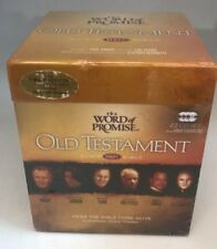 The Word of Promise: Old Testament- Hear the Bible Comes Alive (62 CD's Set) New