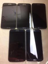LOT of 5 Samsung Galaxy Mega 6.3 SCH-R960 16GB Smartphone Black U.S. Cellular