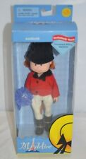 "Horseback Riding Madeline 8"" Doll Learning Curve Nrfb"