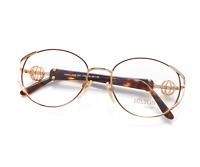 Vintage Hilton Parklane 107 05 Oval Unisex Eyeglasses Optical Frame Lunettes RX