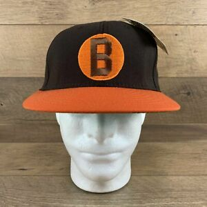 1929 Baltimore Black Sox Game Issued Fitted Negro League Baseball Hat Cap