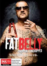 Fat Belly Chopper (Unchopped) NEW DVD (Region 4 Australia)