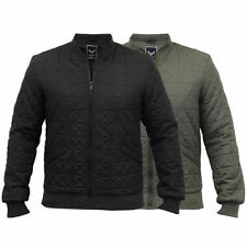 Brave Soul Polyester Quilted Coats & Jackets for Men