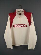 4/5 Canadian Olympic Team jacket size XL soccer football ig93