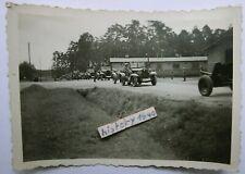 Foto mit Panzerjäger und PAK Geschütz bei Tomaszow Polen.(I)
