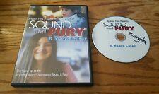 Sound And Fury: Six Years Later (DVD) 6 Josh Aronson 2006 documentary short film