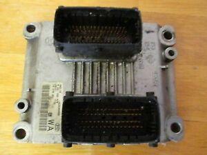 02 03 Saturn Vue engine computer, 12579321, 0261206773, 3.0L, ECU,ECM, 2002 2003