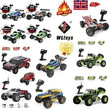 HOT!! Wltoys RC Truck MAX 70KM/H 2.4G 4WD RTR RC Car Big Monstertruck Hobby G7M6