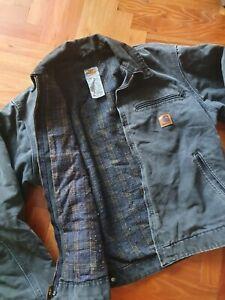 Carhartt Detroit Vtg Blanket Lined J97 PTL  jacket,size S